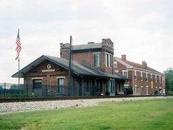 Stevenson Railroad Depot Museum