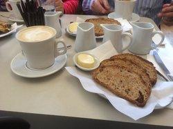 Allpress Cafe