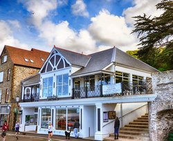 Lynmouth Pavilion Exmoor National Park Centre