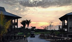 Sunset on Indura Golf Course (99508289)
