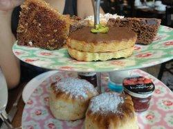 Afternoon Tea at Knightsbridge Green Hotel