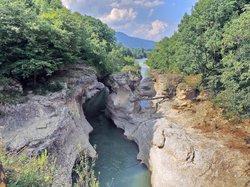 Hadjoh Gorge