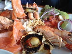 Skipness Seafood Cabin