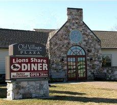 Lions Share Family Restaurant