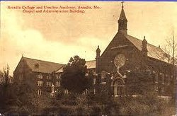 Old Ursuline Academy, now Bed and Breakfast