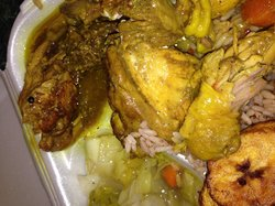 Jamaican Country Kitchen II