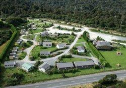Catlins Kiwi Holiday Park at McLean Falls