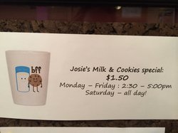 Josie's Corner Cafe and Bakeshop