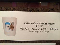 Josie's Corner Cafe and Bakeshop