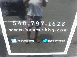 baums bbq