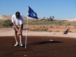 Coober Pedy Opal Fields Golf Course