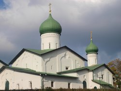 Church of the Epiphany With Zapskovye