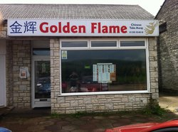 The Golden Flame