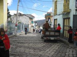 Markt Guamote