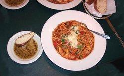 Giuseppe's Pasta Alforno