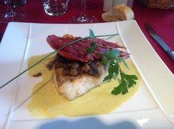 Restaurant les Chanterelles
