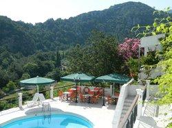 Pool - Mountain view