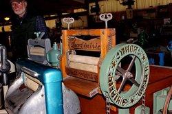 Lee Maxwell Washing Machine Museum