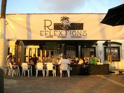 ‪Reflexion's Beach Bar &  Restaurant‬