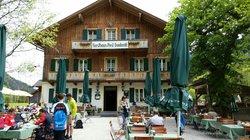 Gasthaus Post Vorderriß