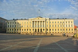 The Senate Building (Valtioneuvoston Linna)