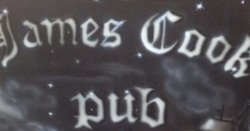 R.A.D. Pub James Cook pub