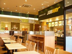 Subway Aeon Mall Kasai Hojo