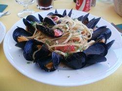 Mendolia Beach Hotel Restaurant