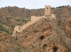 Castle of Alhama de Murcia