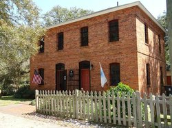 Old Brunswick County Jail Museum