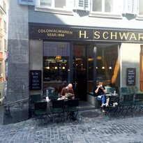 H. Schwarzenbach Kolonialwaren & Kaffeerosterei