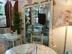 The Old Stables Vintage Tea Shop