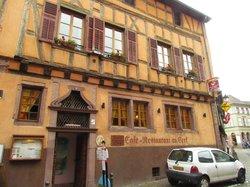 Restaurant Au cerf - chez l'Alsacien