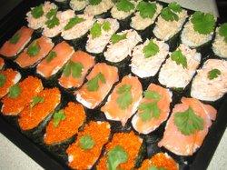 Sushi Salad Noodle Bar