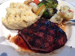 The Grill at The Winstar Casino Hotel
