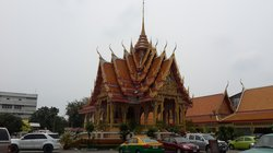 Wat Maha But Temple - Mae Nak Shrine