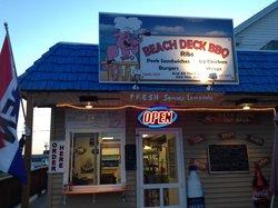 Beach Deck BBQ