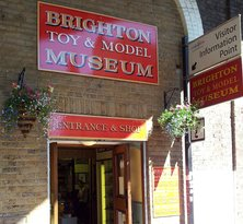 ‪Brighton Toy and Model Museum‬