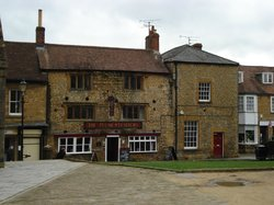 The Plume of Feathers Sherborne