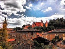 Chateau de Jarnioux