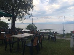 Restaurant de la plage