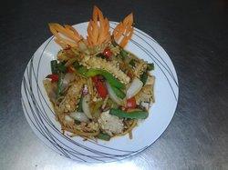 Restaurante Thai La Ola