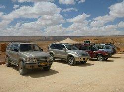 Deep Desert Israel - Day Tours