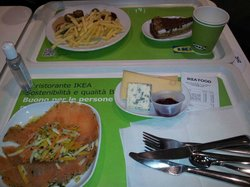 Restaurant Ikea Padova