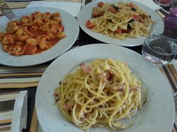 pizzeria ristorante La Mangiatoia