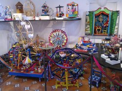 La Esquina Mexican Toy Museum