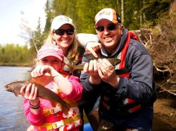 Alaska Fishing and Raft Adventures - Day Tours