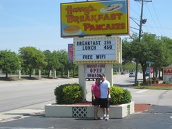 Harry's Breakfast Pancakes