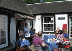 Tarbet Tea Room