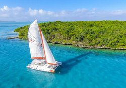 Catamaran Cruises Mauritius - Day Tours